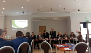 II Forum Rolnicze Powiatu Lubińskiego - Rudna 2020