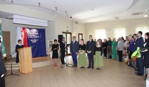 Jubileusz 55-lecia szkoły w Rudnej wraz z nadaniem imienia