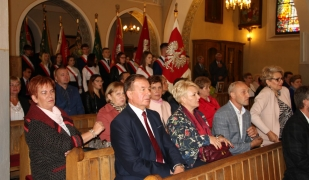 Jubileusz 95-lecia szkoły w Golądkowie