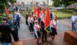 Nadanie imienia Dezyderego Chłapowskiego szkołom wchodzącym w skład ZSCKR