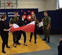 Narodowe Święto Odzyskania Niepodległości w ZS CKR w Gołotczyżnie