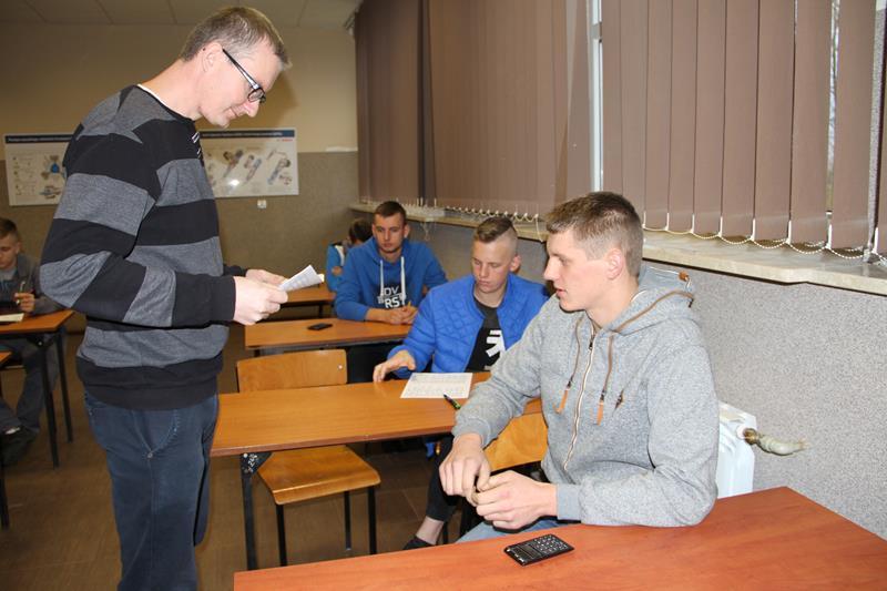 Olimpijskie zmagania w Golądkowie - Olimpiada Wiedzy i Umiejetności Rolniczych