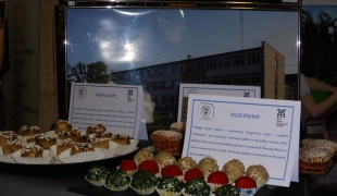 Przedstawiciele ZS CKR w Golądkowie na Narodowej Wystawie Rolniczej