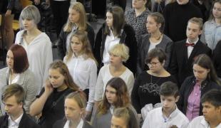 Święto Patrona -ZSCKR w Bydgoszczy