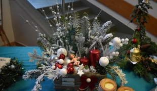Szkolny Jarmark Bożonarodzeniowy