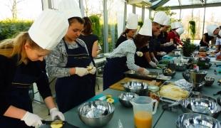 Warsztaty kulinarne Wilanów