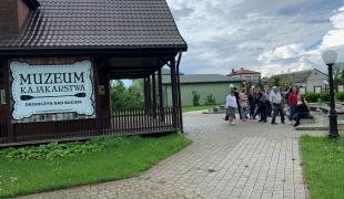 Wymiana młodzieży między ZSCKR Sokołów Podlaski - ZSCKR Widzew