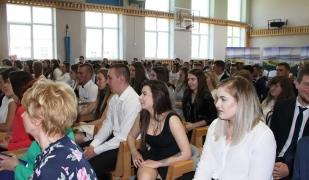 Zakończenie roku szkolnego dla klas IV oraz słuchazy KKZ