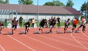 Zawody Lekkoatletyczne - Fotorelacja