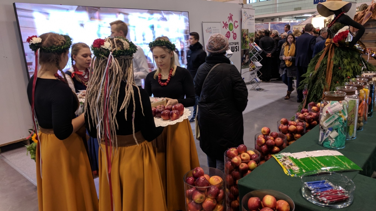 ZSCKR w Bydgoszczy podczas Narodowej Wystawy Rolniczej