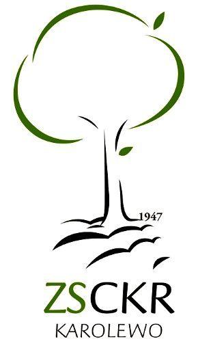 Logo Zespół Szkół Centrum Kształcenia Rolniczego im. gen. Franciszka Kamińskiego w KAROLEWIE