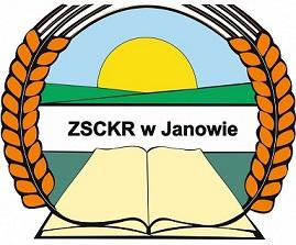 Logo Zespół Szkół Centrum Kształcenia Rolniczego w JANOWIE