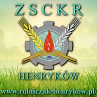 Logo Zespół Szkół Centrum Kształcenia Rolniczego im. Komisji Edukacji Narodowej w HENRYKOWIE