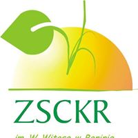 Logo Zespół Szkół Centrum Kształcenia Rolniczego im. Wincentego Witosa w BONINIE