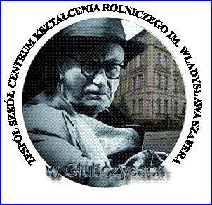 Logo Zespół Szkół Centrum Kształcenia Rolniczego im. Władysława Szafera  w GŁUBCZYCACH