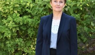 Pierwsza lekcja demokracji – wybory do samorządu uczniowskiego w ZS CKR w Starym Lubiejewie. Nowo wybrany Rzecznik Praw Ucznia, Anna Chrzczonowska