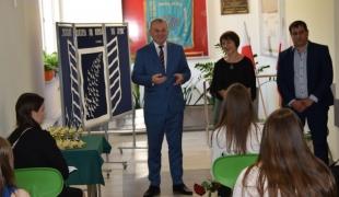 Zakończenie roku szkolnego 2019/20 w Zespole Szkół CKR w Starym Lubiejewie